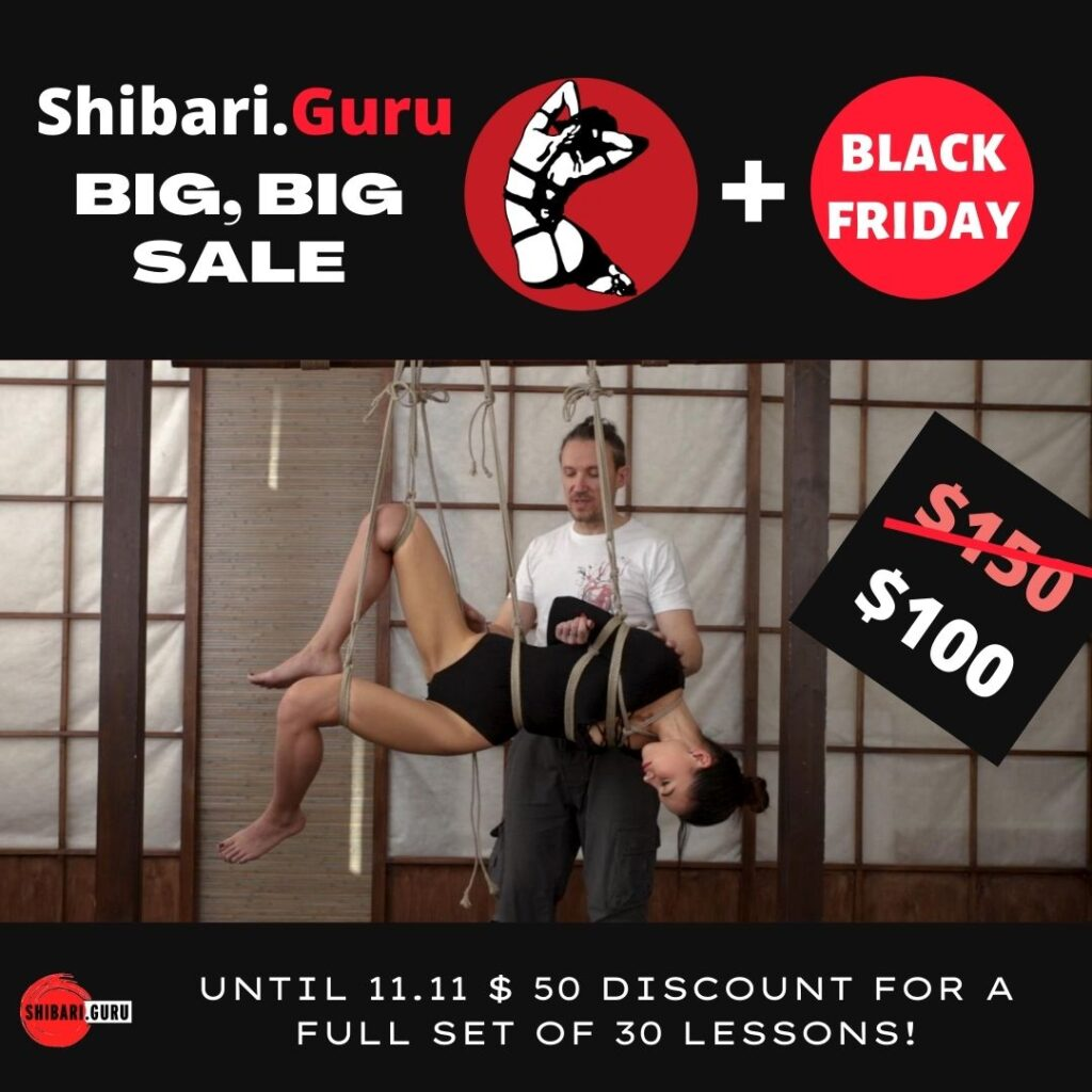 Big sale Shibari.Guru: RopeFest + Black Frideyv